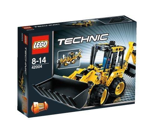 Preisvergleich Produktbild LEGO Technic 42004 Mini Backhoe Loader by LEGO