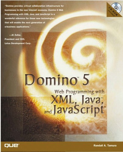 Domino 5 Web Programming with XML, Java, and JavaScript