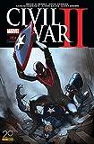 Civil War II nº4 (couverture 1/2)