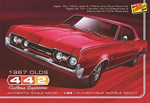 Lindberg Models ln127 Echelle 1 : 25 \