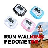 Espeedy lumière podomètre pour course à pied ou pour perte de poids Compteur d'étape Exécuter Distance de marche Calorie