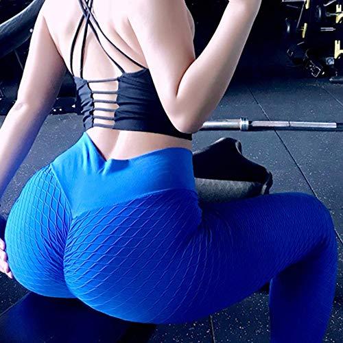 YUNMENG Frauen-reizvolle Yoga-Hosen-Turnhallen-Gamaschen-hohe Taillen-Sport-Hosen-Training-laufende Eignungs-Gamaschen-Yoga-Gamaschen