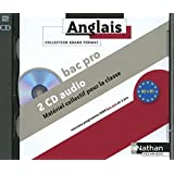 Anglais Bac Pro 3 ans A2 > B1 - 2 CD audio collectifs by Claude Chehata (2009-06-26)