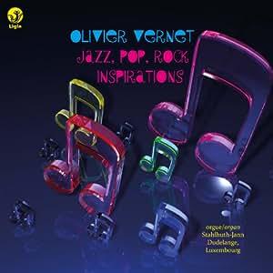 Orgue: Jazz, Pop, Rock Inspirations