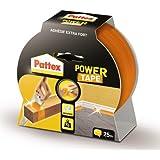 Pattex Adhésifs Réparation Power Tape Etui 25 m Orange