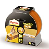 Pattex Power Tape Reparatur-Klebeband in Fall 25 m orange