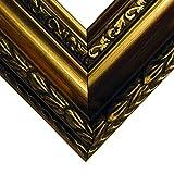 Barockrahmen gold fein verziert 336 ORO, Leerrahmen 30x40 cm -