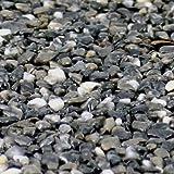 Terralith Marmor-Steinteppich 4-8 mm Grigio Carnico für 1qm incl. Bindemittel
