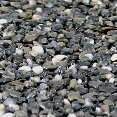 Terralith Marmor-Steinteppich 2-4 mm Grigio Carnico für 1qm incl. Bindemittel