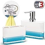 Tatkraft Badezimmer-Zubehör Set: Zahnbürstenhalter