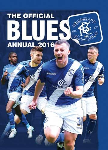 The Official Birmingham City FC Annual 2016