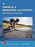 #8: Financial and Managerial Accounting: Information for Decisions