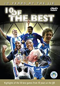 10 Of The Best - Wigan Athletic [2008] [DVD]