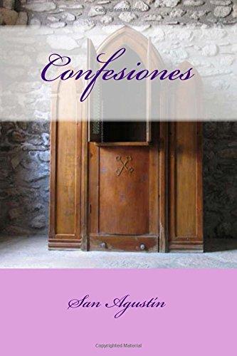 Confesiones por San Agustín