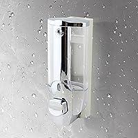 Surenhap Sistema de dispensador de Ducha de Diseño Modular de Jabón/Champú/Loción de