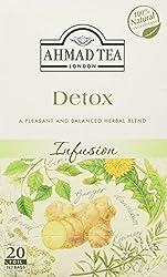 Ahmad Tea Detox Teabags
