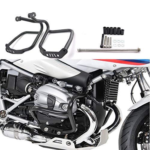CHUDAN Motorrad Sturzbügel/Schutzbügel Refit Tank Schutz Schutz Crash Bars Für BMW R NEUN T Scrambler R NINET R9T Racer RNINE T 2014 2015 2016 2017