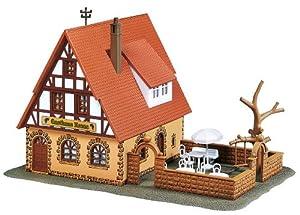 Faller - Edificio para modelismo ferroviario H0 Escala 1:87 (F130314)