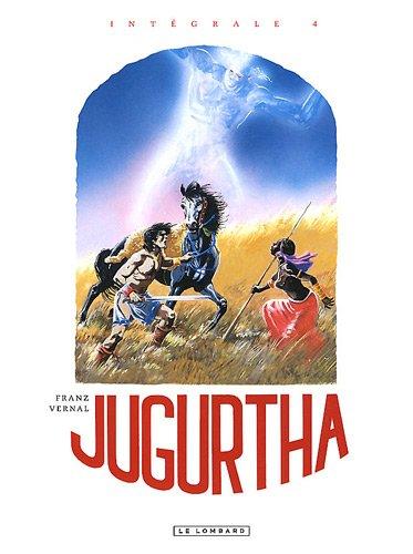 Intégrale Jugurtha - tome 4 - Intégrale Jugurtha 4