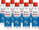 blupalu | 8 x 250 ml Wasserbett Conditionierer Set | Conditioner | Konditionierer | Wasserbett-Zubehör | für Alle Wasserbetten