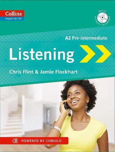 Listening: A2 (Collins English for Life: Skills) por Chris Flint