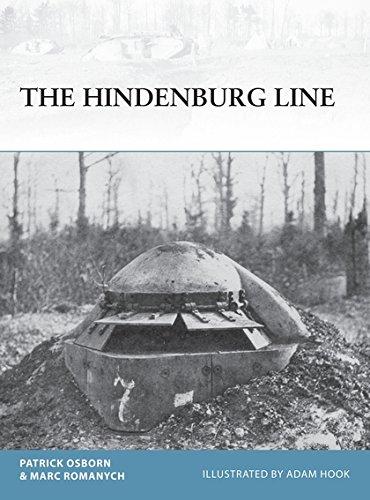 The Hindenburg Line (Fortress) por Patrick R. Osborn