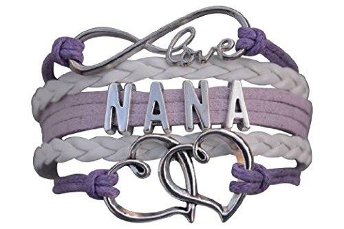 nana charm braccialetto, gioielli, regalo perfetto per nana