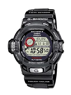 Casio G-Shock G-SHOCK Funk Men's Watch GW-9200-1ER (B001CZVCOU) | Amazon price tracker / tracking, Amazon price history charts, Amazon price watches, Amazon price drop alerts