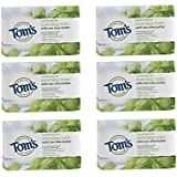 Tom's of Maine Natural Beauty Bar Soap with Raw Shea Butter