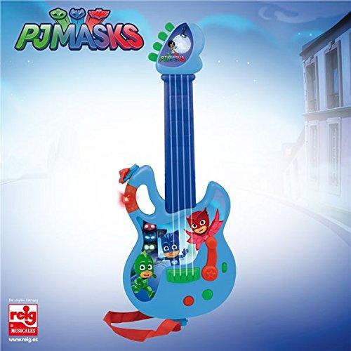 PJ Masks Guitarra Infantil