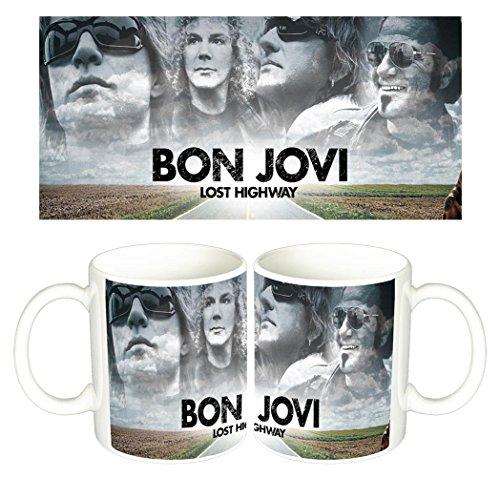 Bon Jovi Lost Highway Tasse Mug