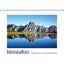 Montafon (Wandkalender 2018 DIN A3 quer): Der Fotokalender zeigt die Region Montafon in Vorarlberg. (Monatskalender, 14 Seiten) (CALVENDO Orte) [Kalender] [Apr 01, 2017] Riedmiller, Andreas