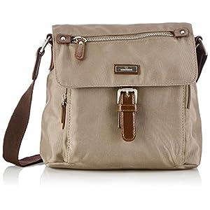 TOM TAILOR Umhängetasche Damen RINA, 22x20x10 cm, TOM TAILOR Handtaschen, Taschen für Damen