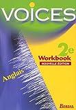 Anglais 2e : Workbook