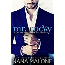 Mr. Cocky: London Billionaires (English Edition)