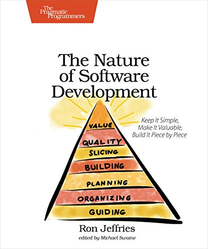 The Nature of Software Development: Keep It Simple, Make It Valuable, Build It Piece by Piece por Ron Jeffries