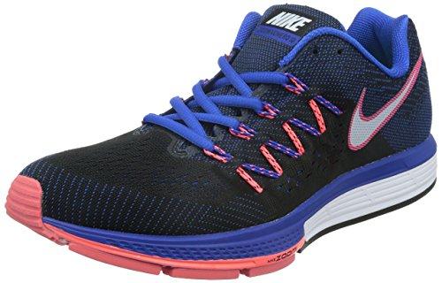 Nike Air Zoom Vomero 10 Baskets, Mens Jeu Royal / Blanc-midnight Navy-hot Lava