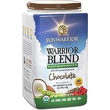Sunwarrior Warrior Blend 1Kg Chocolate Powder
