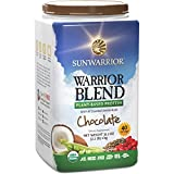 Sunwarrior Warrior Blend Schokolade, 1er Pack (1 x 1 kg)