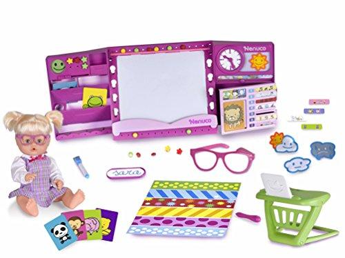 Nenuco hAPPy School - Muñeco interactivo (Famosa 700013101)
