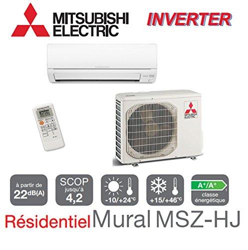 MURAL INVERTER MITSUBISHI MSZ-HJ35VA