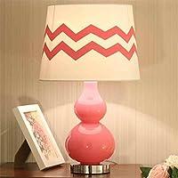 Moderna lampada matrimonio minimalista camera da letto comodino lampada da tavolo caldo salotto rosa lampada zucca decorativa creativi della