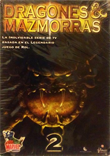 Pack Dragones y mazmorras (Temporada 2) [Descat.] [DVD]