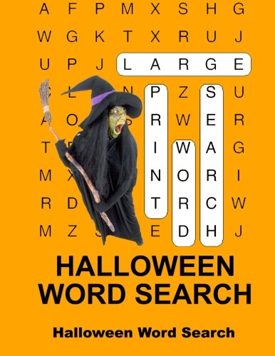 h (Halloween Word Search)