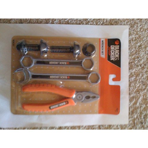 Preisvergleich Produktbild Black & Decker Jr - Wrench Set