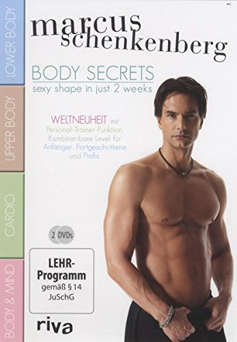 Marcus Schenkenberg - Body Secrets [2 DVDs] -
