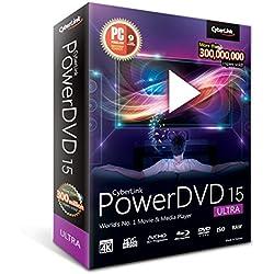 PowerDVD 15 Ultra (PC)
