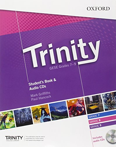Trinity Graded Examinations in Spoken English (GESE): Trinity exam 7-9. Con CD