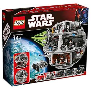 LEGO Star Wars 10188 Death Star: Lego Star Wars: Amazon.co.uk: Toys ...