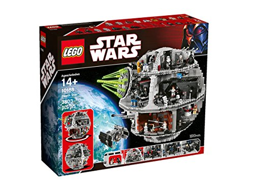 STAR WARS Lego Death Star (10188)